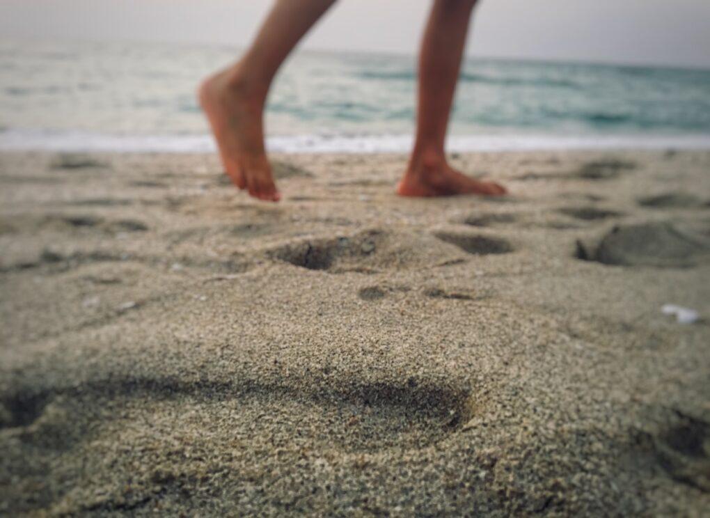 Hermosos son… ¿los pies?